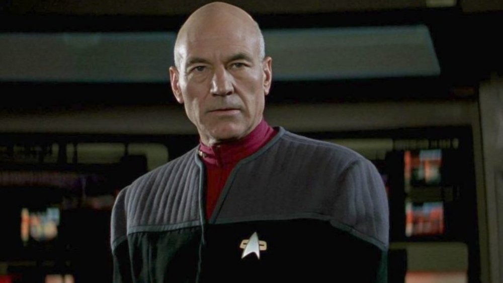 Patrick Stewart is Pushing The Jean-Luc Picard STAR TREK Series Writers To Do Something New and Different