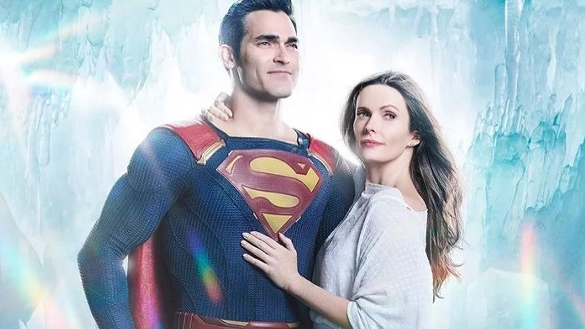 7dde3800eaaa Here s Our First Look at The CW s Superman and Lois Lane — GeekTyrant