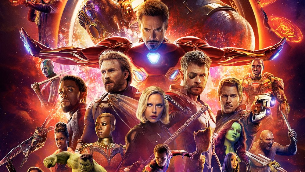 List of Winners From The People's Choice Awards 2018 Includes AVENGERS: INFINITY WAR For Best Movie
