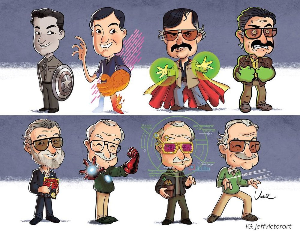 the-evolution-of-stan-lee-1941-to-2018-and-other-fan-art-that-pays-tribute-to-the-man2
