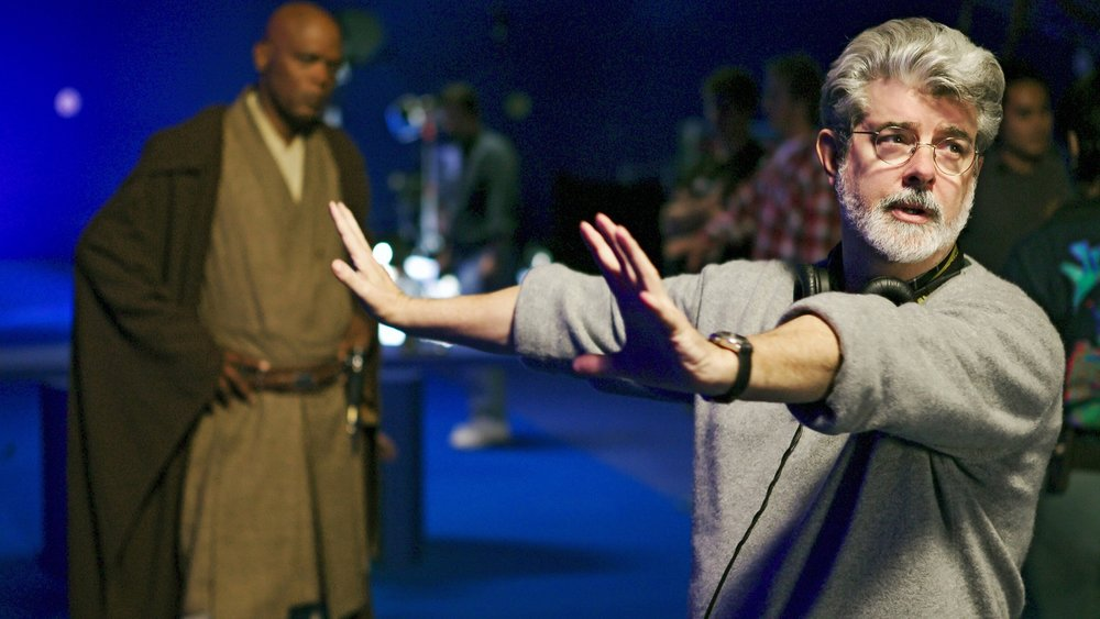 Do You Miss George Lucas' Influence on the STAR WARS Franchise? Simon Pegg Does