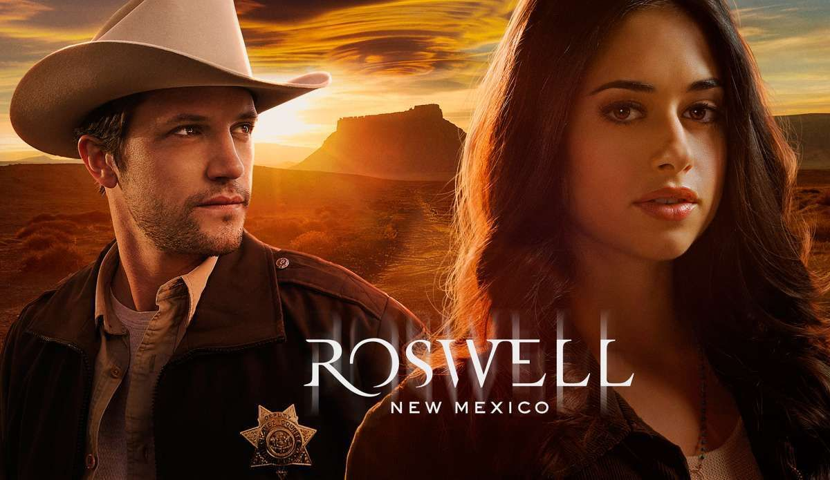 Roswell, New Mexico 1x01 Espa&ntildeol Disponible