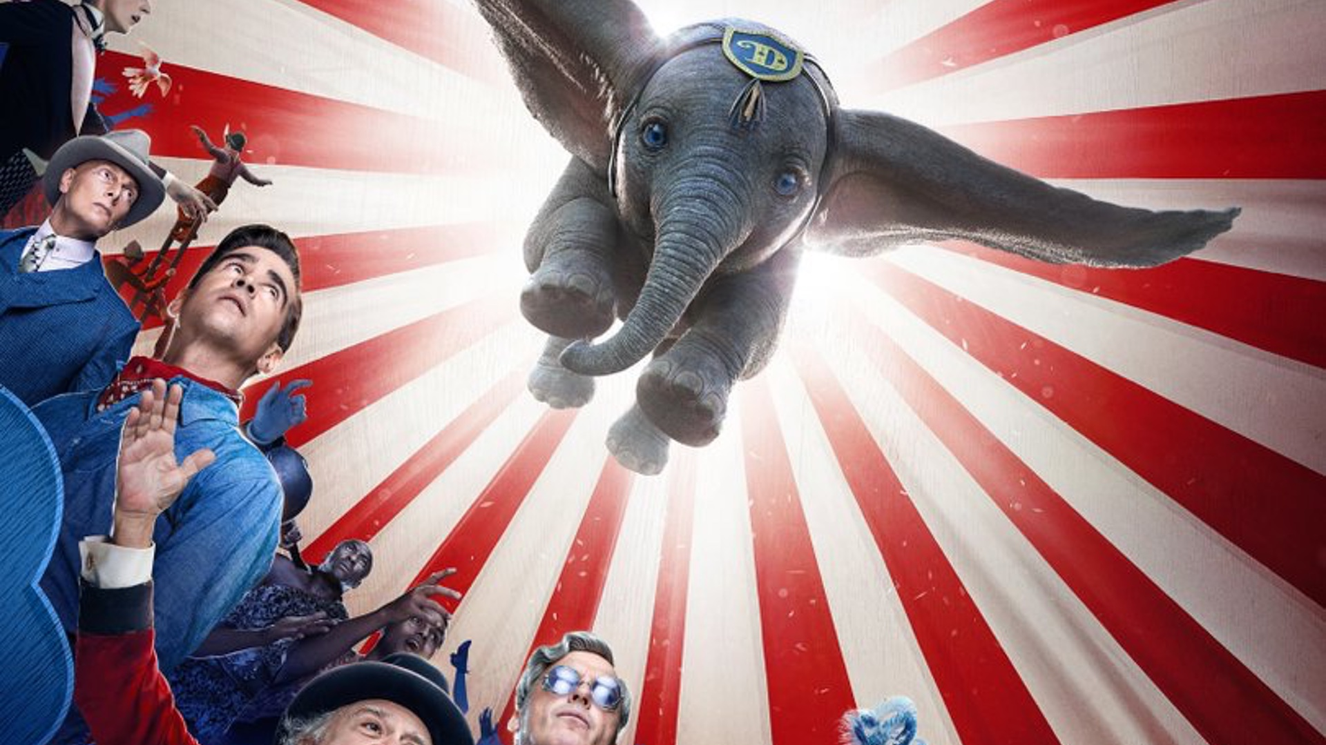 Tim Burton S Dumbo Gets A Poster And The New Trailer Is Coming