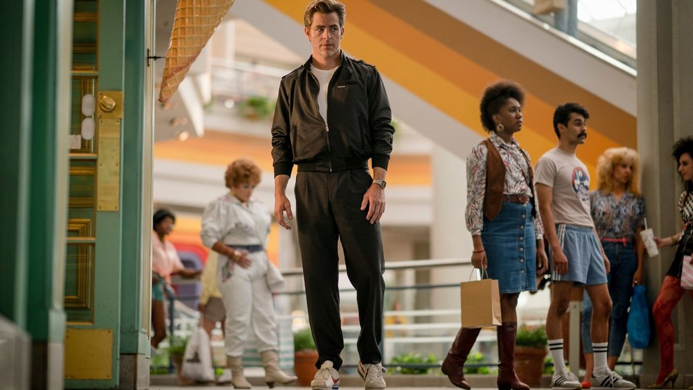 Chris Pine Knew He Was Going to Return for WONDER WOMAN 1984 While Working on the Original