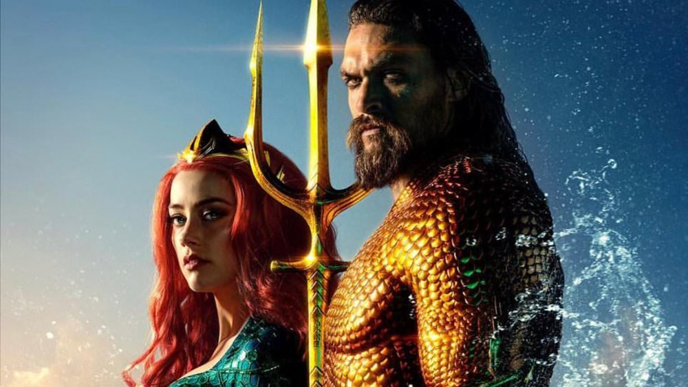 Aquaman and Mera Stand Tall in New Poster For AQUAMAN
