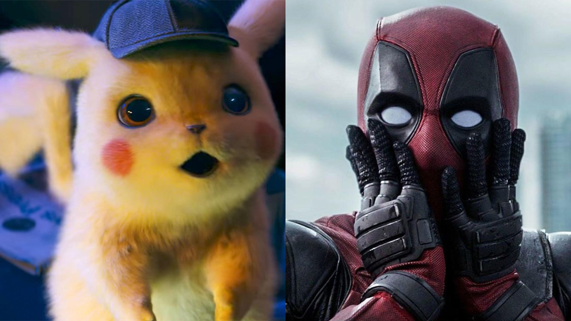 Ryan Reynolds jako detektiv Pikachu