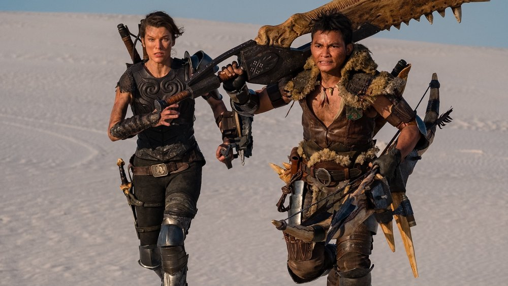 First Photo of Milla Jovovich and Tony Jaa in Action in MONSTER HUNTER and an Official Synopsis-social.jpg