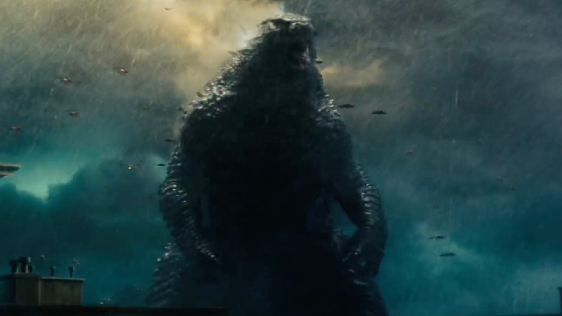 a japanese trailer has been released for godzilla king of the