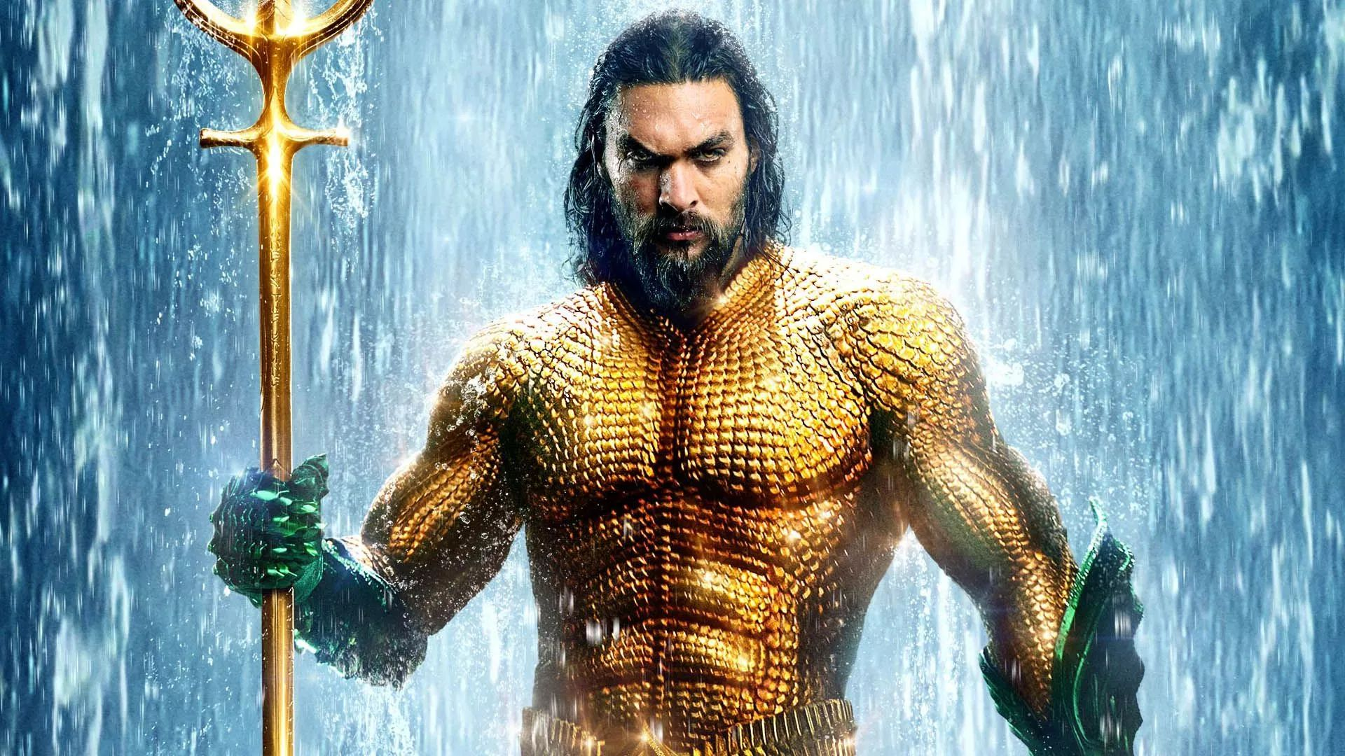 Image result for jason momoa aquaman