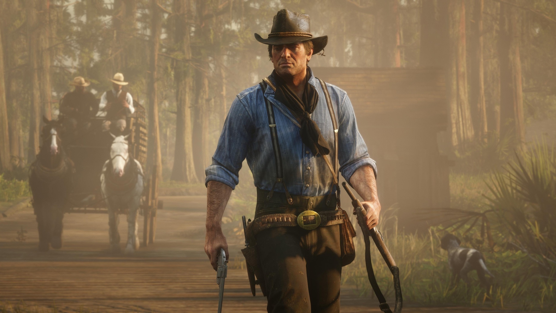 1e246696f0 Dress Up Like a Badass Cowboy Thanks To This RED DEAD REDEMPTION II  Clothing Line — GeekTyrant