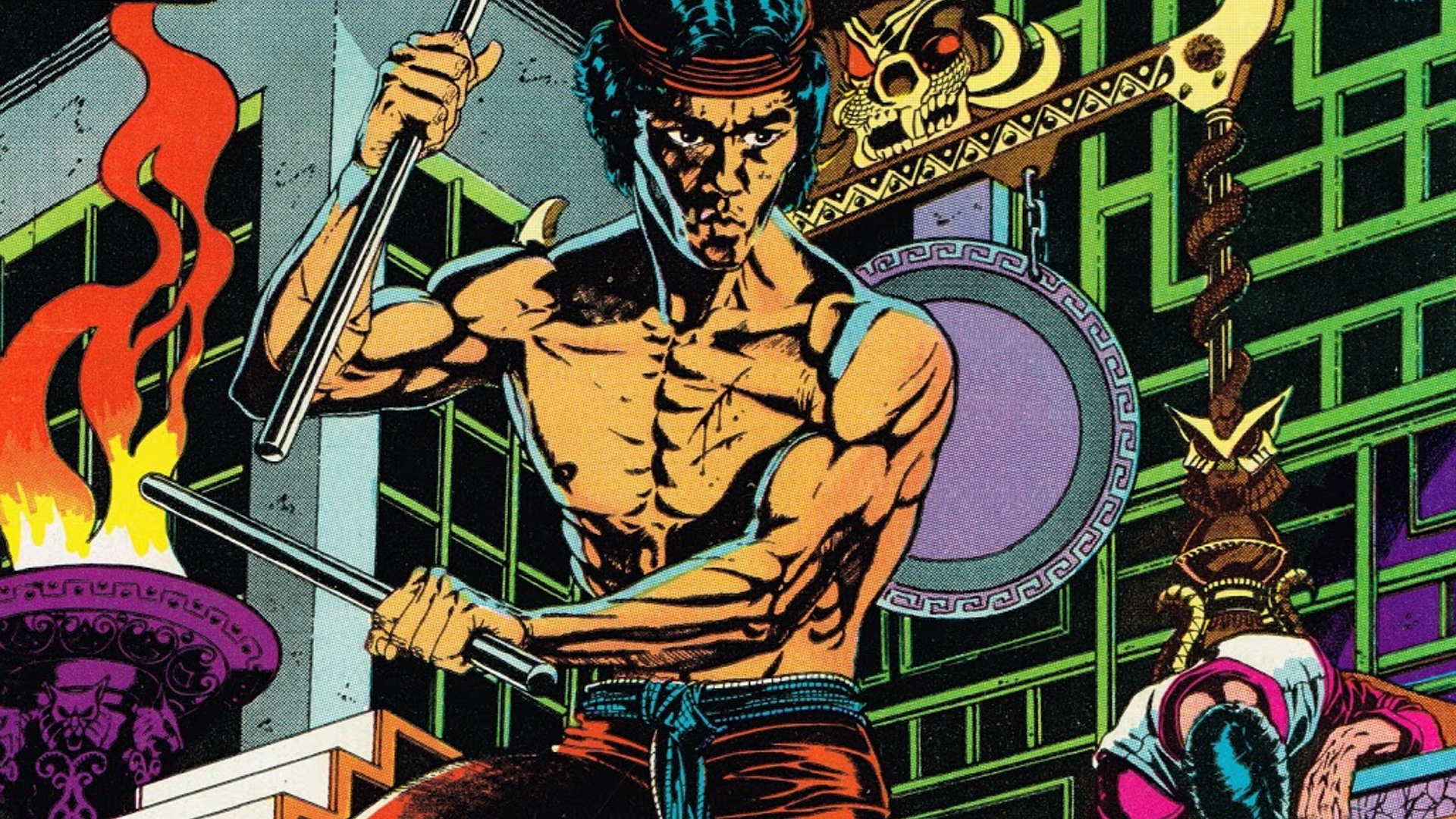 Marvel Studios Is Developing A Shang Chi Feature Film Geektyrant