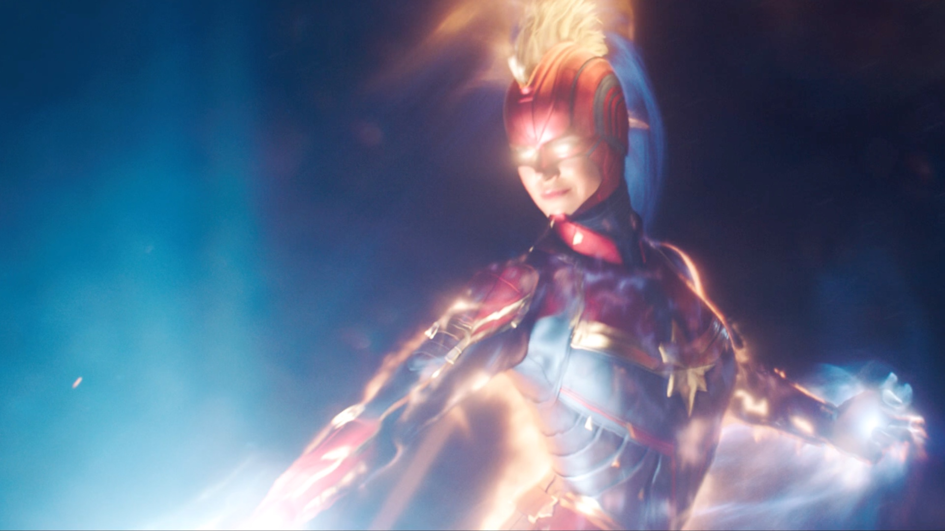 This Amazing New Trailer For Captain Marvel Unleashes The Awesome Power Geektyrant