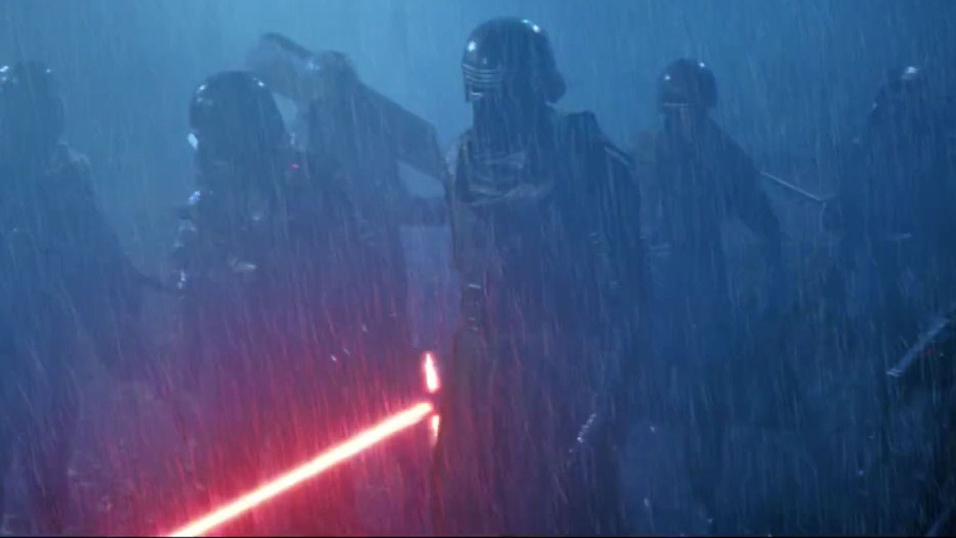 The Knights of Ren from Force Awakens