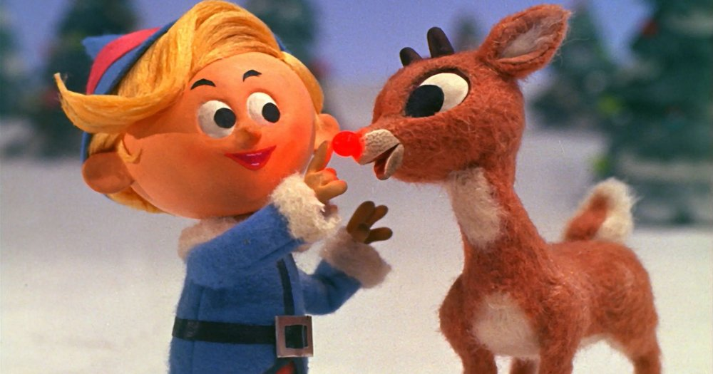 Rudolph reindeer the nosed pictures red