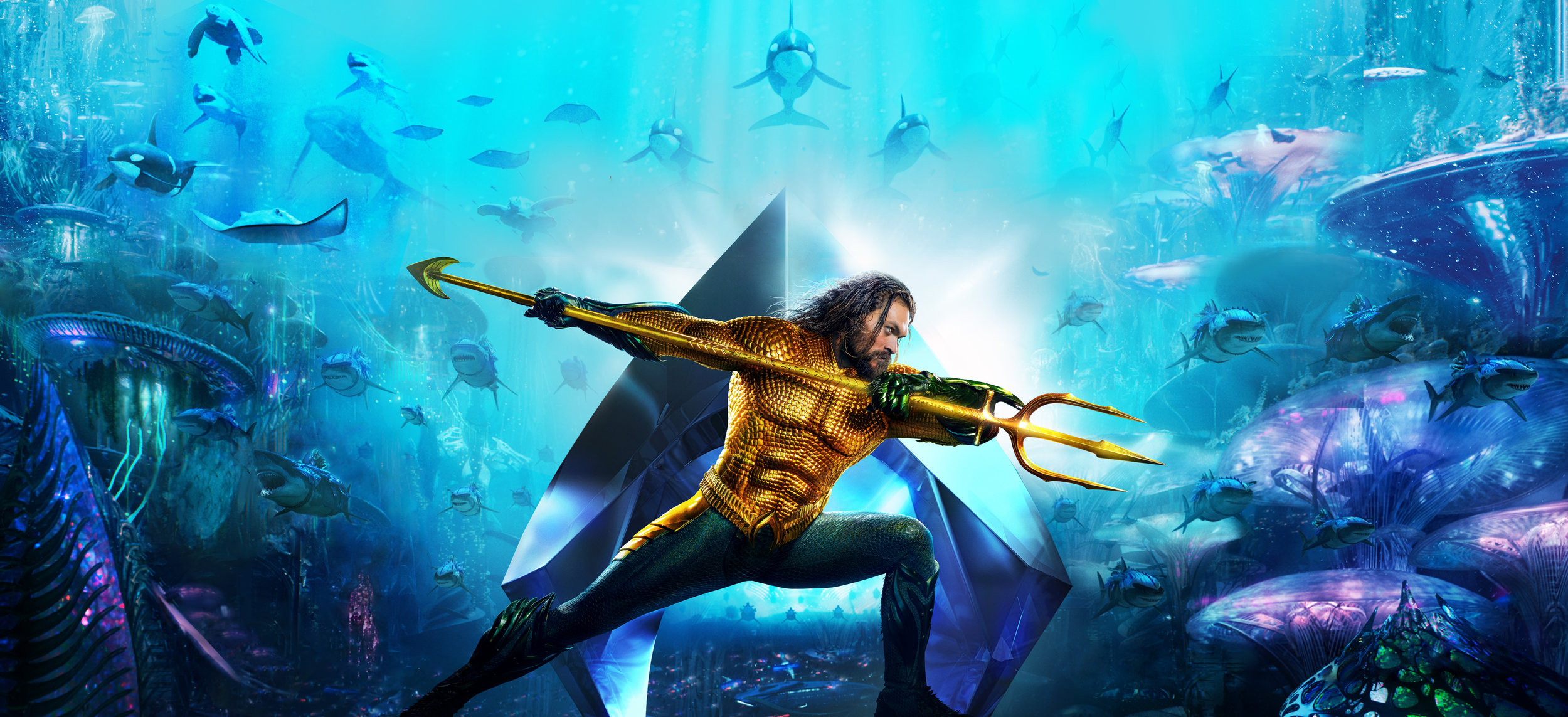Aquaman Is The Best Movie In The Dc Extended Universe One Minute