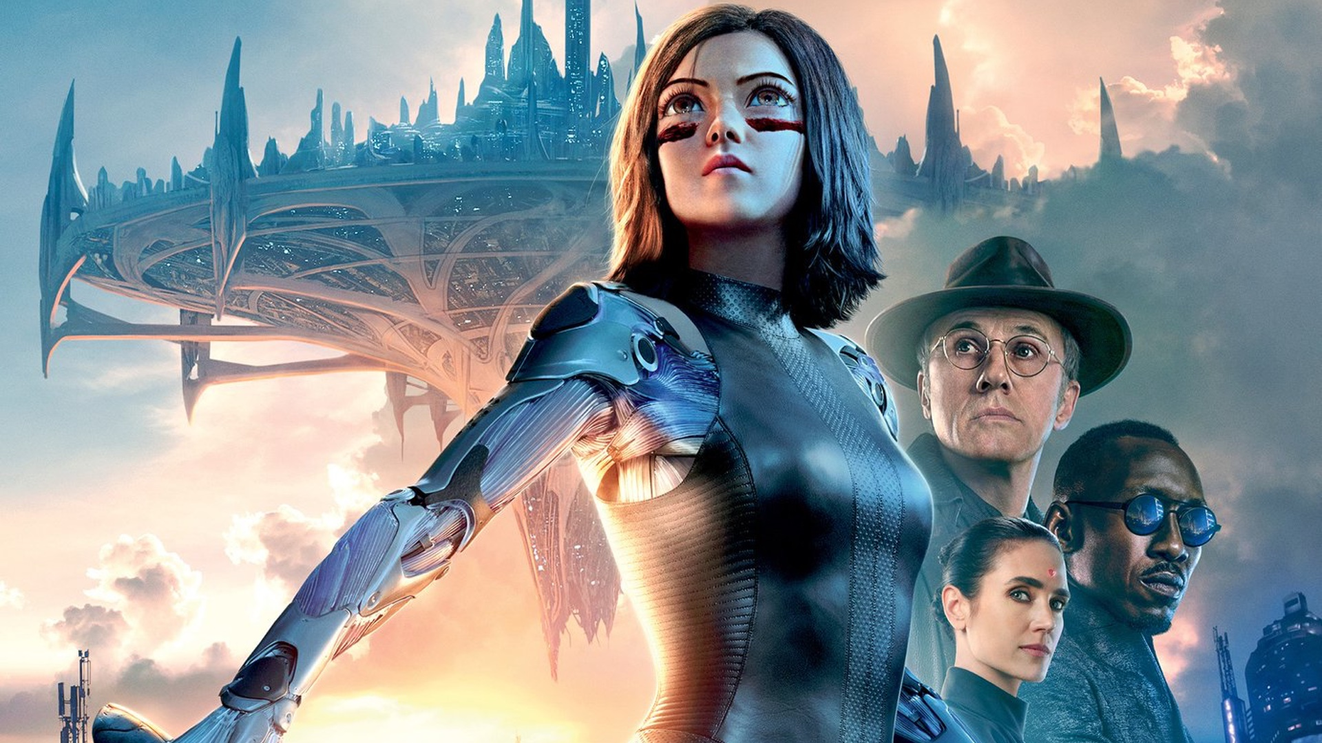 Win an Alita: Battle Angel pack!
