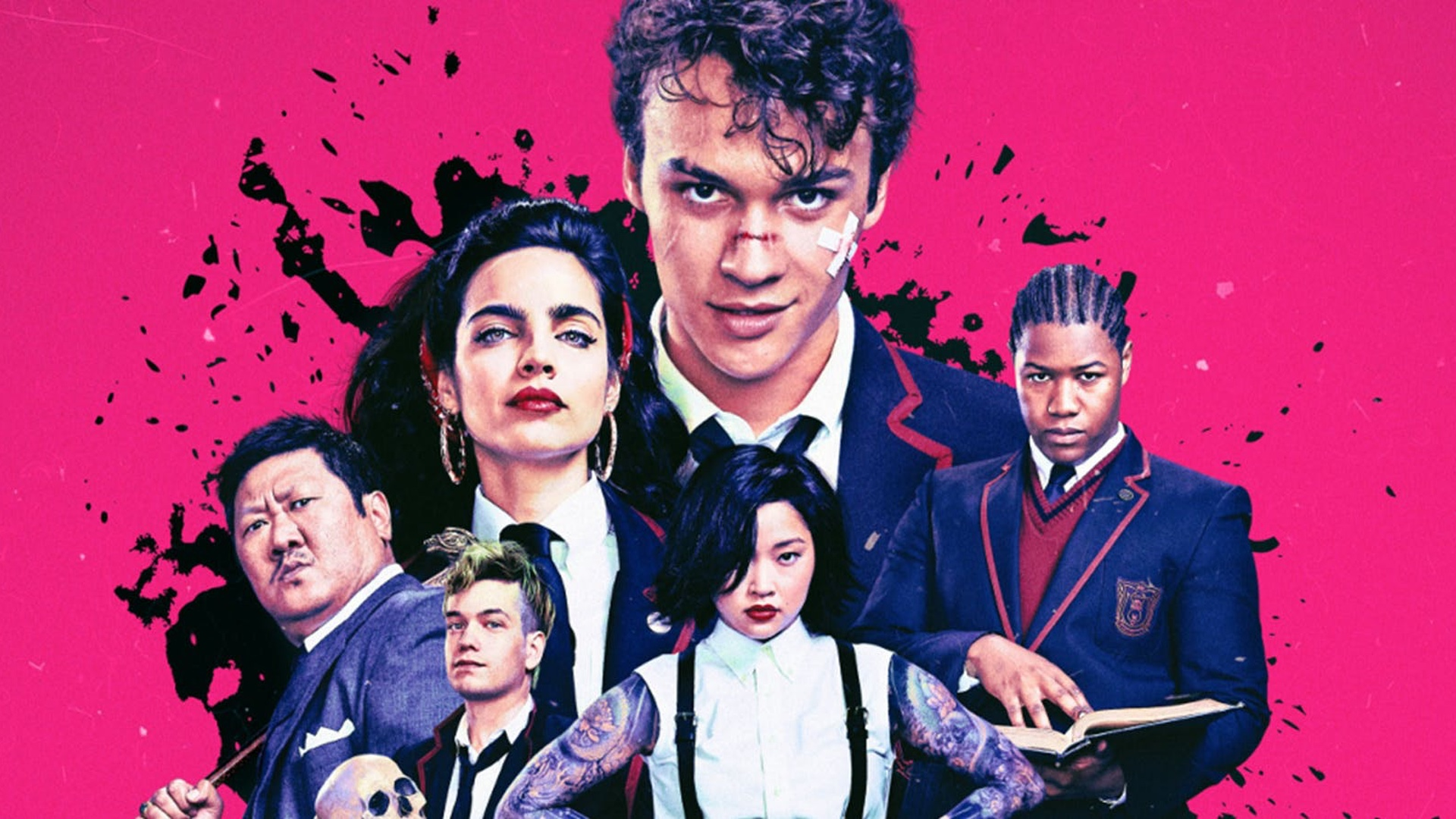 Image result for deadly class show
