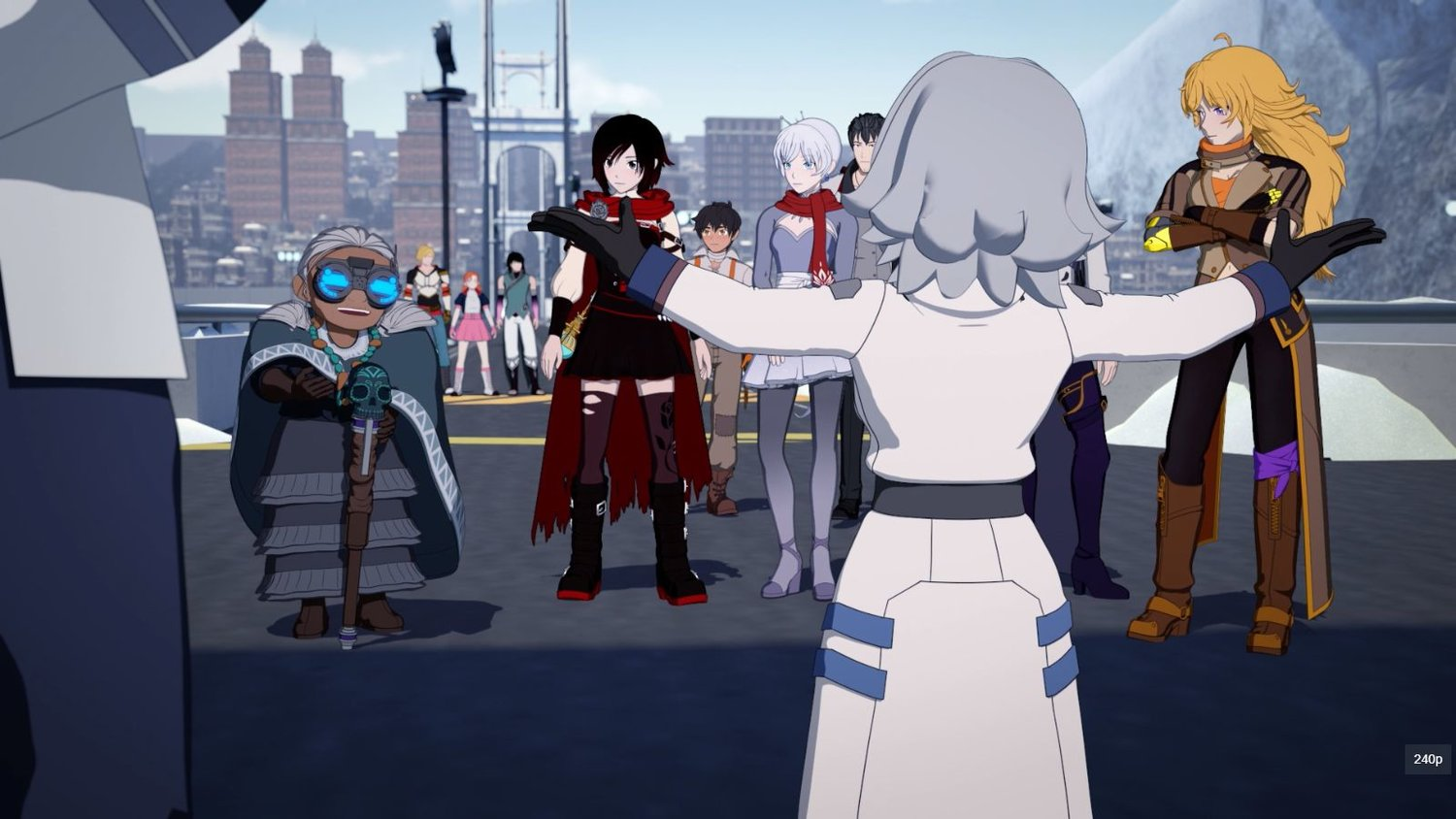 Did You See That? RWBY Volume 6 Episode 10 — GeekTyrant
