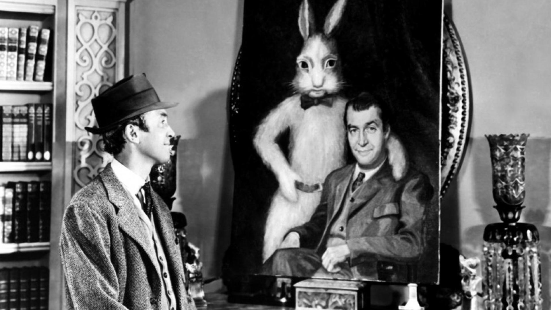 harvey the rabbit movie