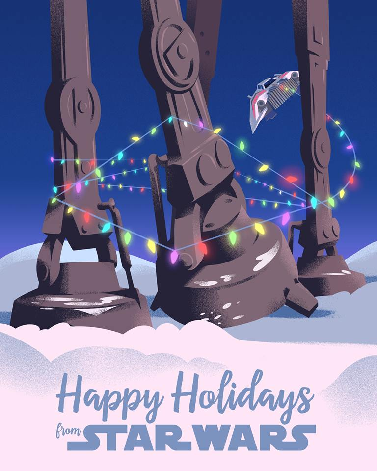new-star-wars-christmas-art-may-the-force-be-with-you-this-holiday-season5