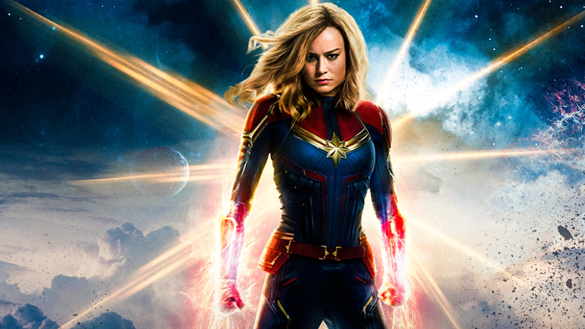 New Captain Marvel Promo Spot This War Is Just The Beginning