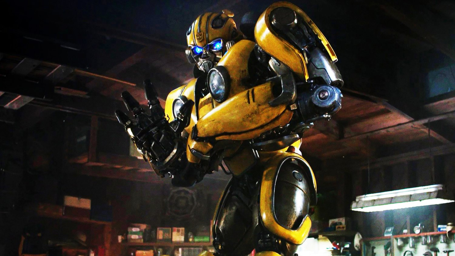 Director Travis Knight Has Ideas For A New Bumblebee Adventure In A
