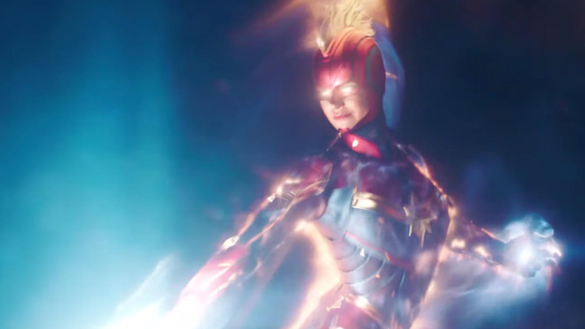 New Captain Marvel Featurette Focuses On Brie Larsons