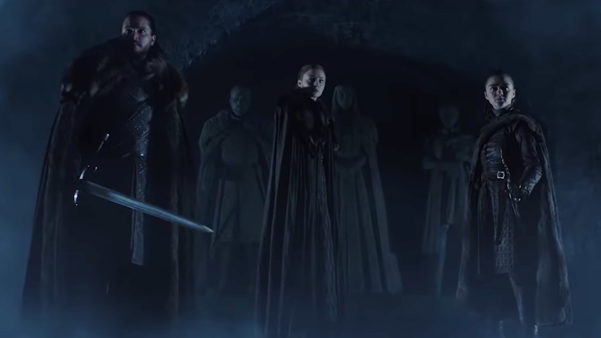 The Surviving Starks Prepare For War In Teaser Trailer For Game Of