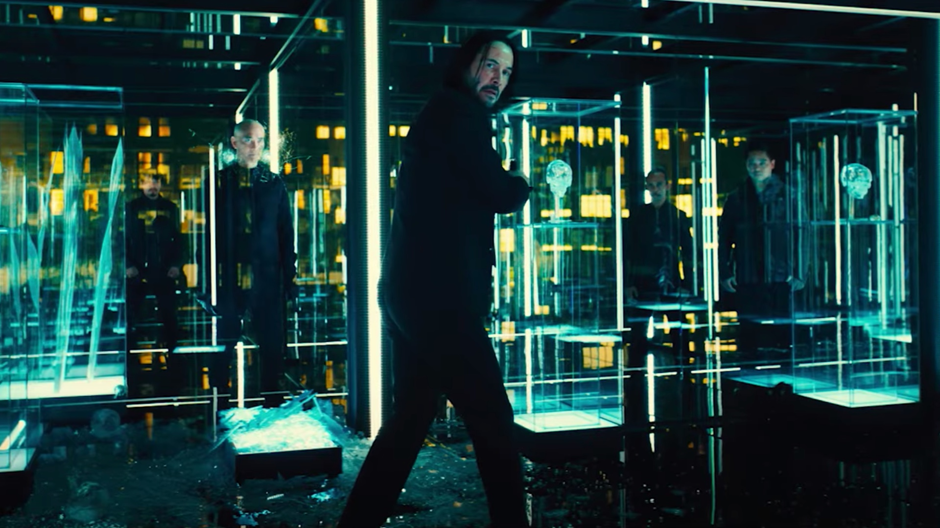The Full Trailer For John Wick Chapter 3 Parabellum Has Blasted