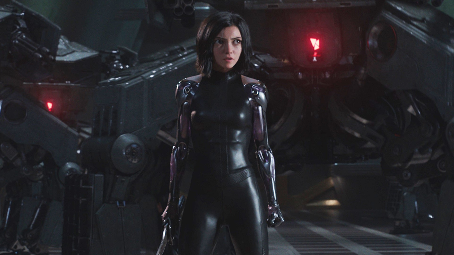 Alita Battle Angel 4k Wallpaper