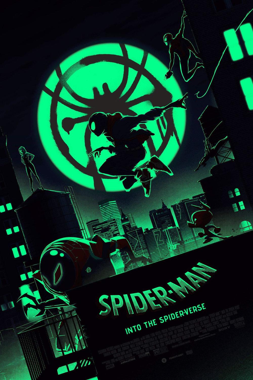 this-cool-spider-man-into-the-spider-verse-poster-art-from-matt-ferguson-glows-in-the-dark4
