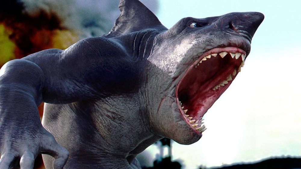 This is What a Life-Like CG Animated STREET SHARKS Movie Could Look Like!