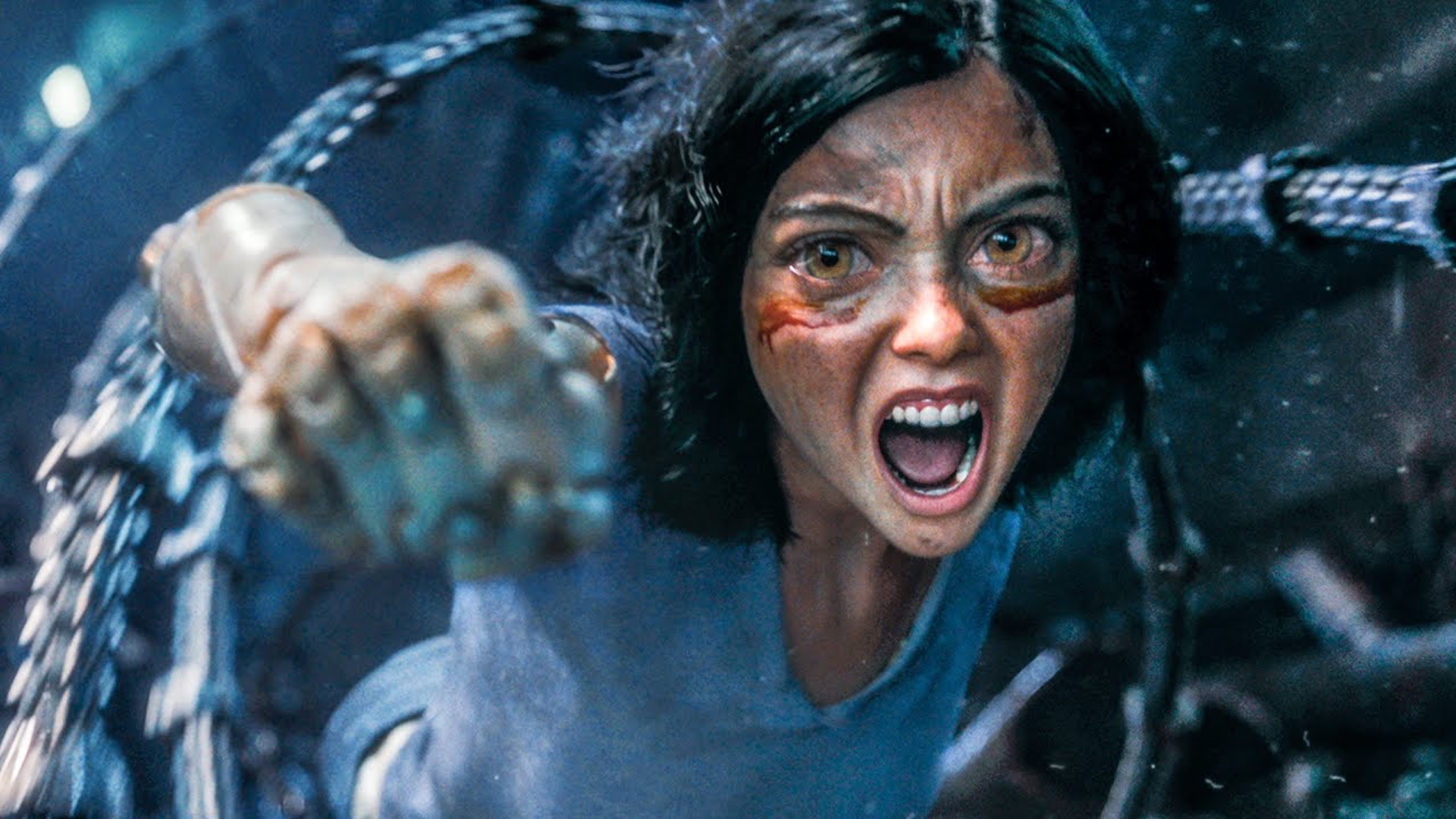 Review Alita Battle Angel Is The Next Generation Of Visual