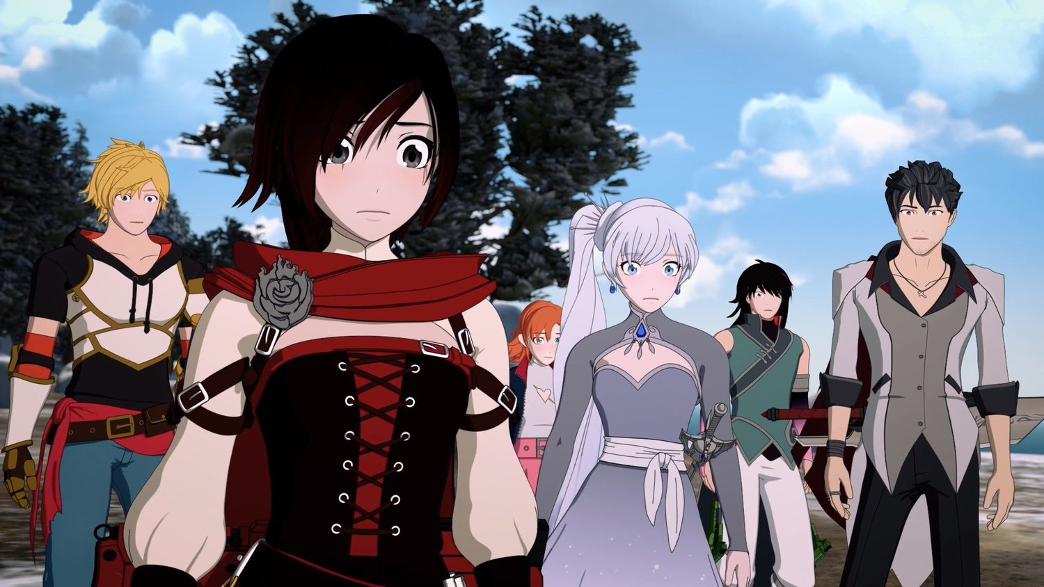 Did You See That? RWBY Volume 6 Episode 9 — GeekTyrant