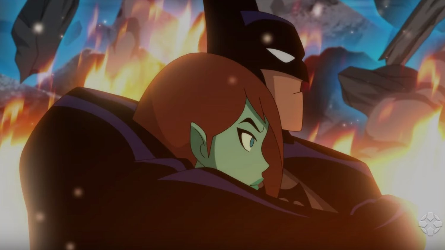 Trailer For Dc S New Animated Film Justice League Vs The Fatal Five Geektyrant