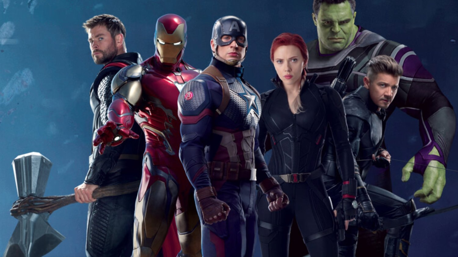 Heres An Official Avengers Endgame Promo Photo Featuring The Team