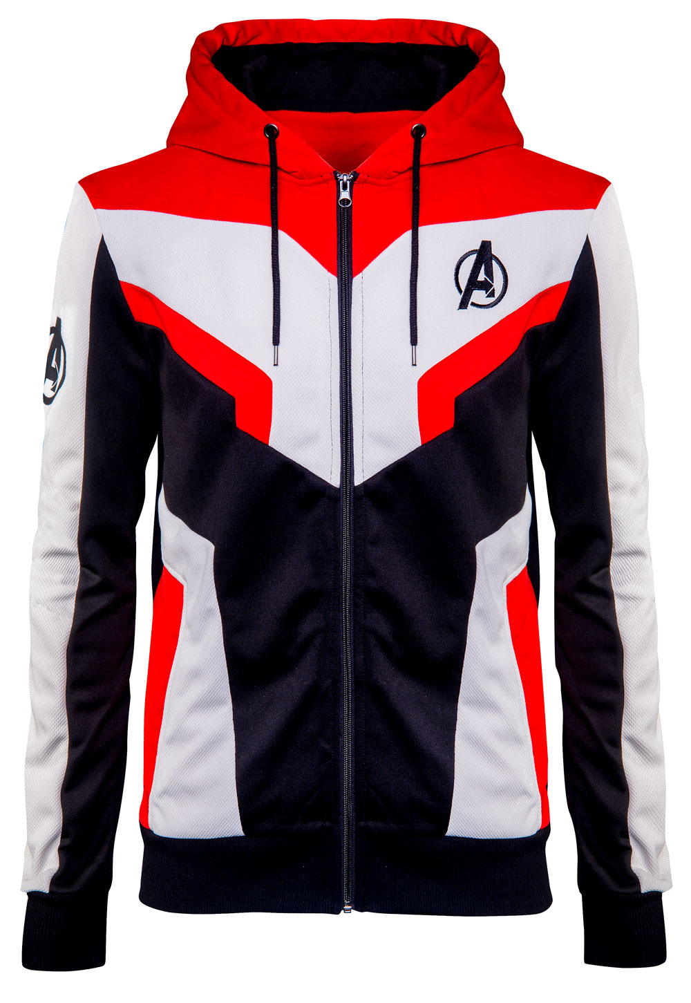 3608e4c7a This Avengers Advanced Tech Hoodie Is Inspired by AVENGERS  ENDGAME ...