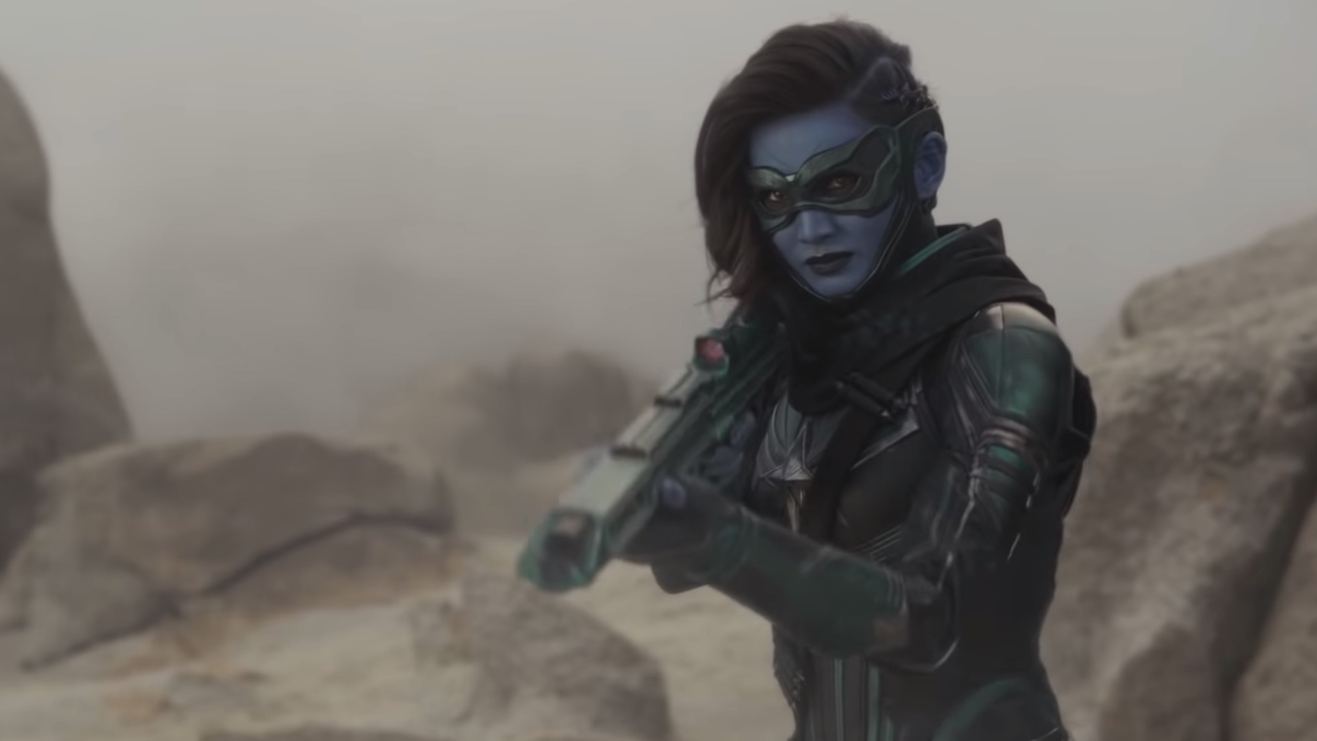 New Captain Marvel Featurette Focuses On The Kree And Skrull War And