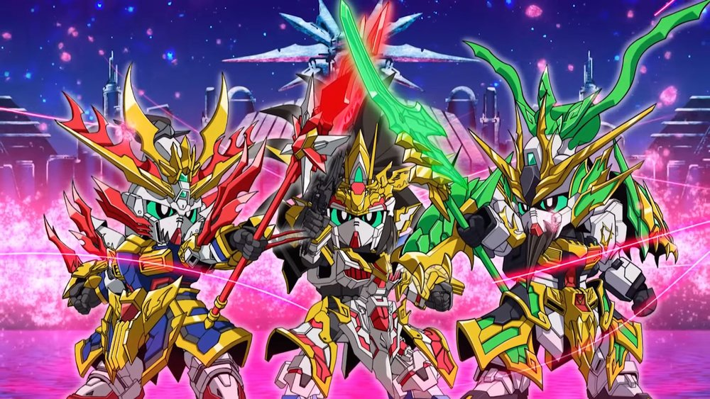 Image of: Gundam Seed The Mobile Suit Gundam Franchise Is Turning 40 This Year And To Celebrate Theres New Sd Gundam Project In The Works In The Spring Two Comics And The Bleeding Cool Sd Gundam World Is New Anime Coming This Summer Geektyrant