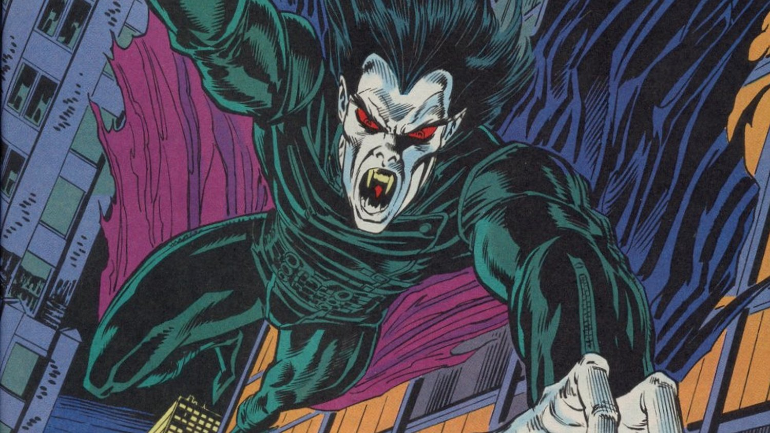 Morbius Set Photos >> Jared Leto Shares First Photo Of Himself On The Set Of