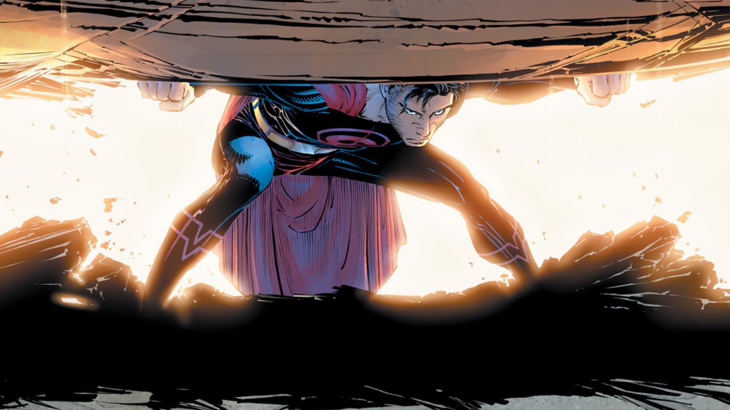 d5c8605a2 SUPERMAN: YEAR ONE - New Details and Cover Art For Frank Miller and ...