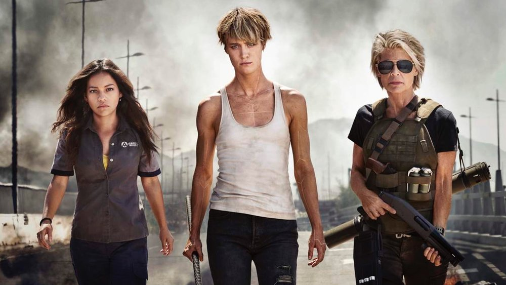 The James Cameron-Produced Terminator Film Officially Titled TERMINATOR: DARK FATE and Release Date Confirmed