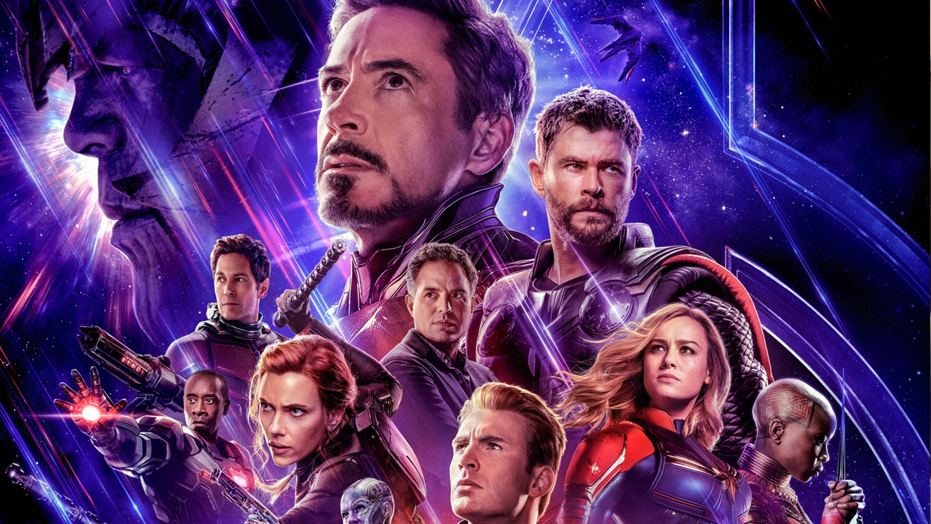 Avengers Endgame Character Posters Feature Both Living And Dead