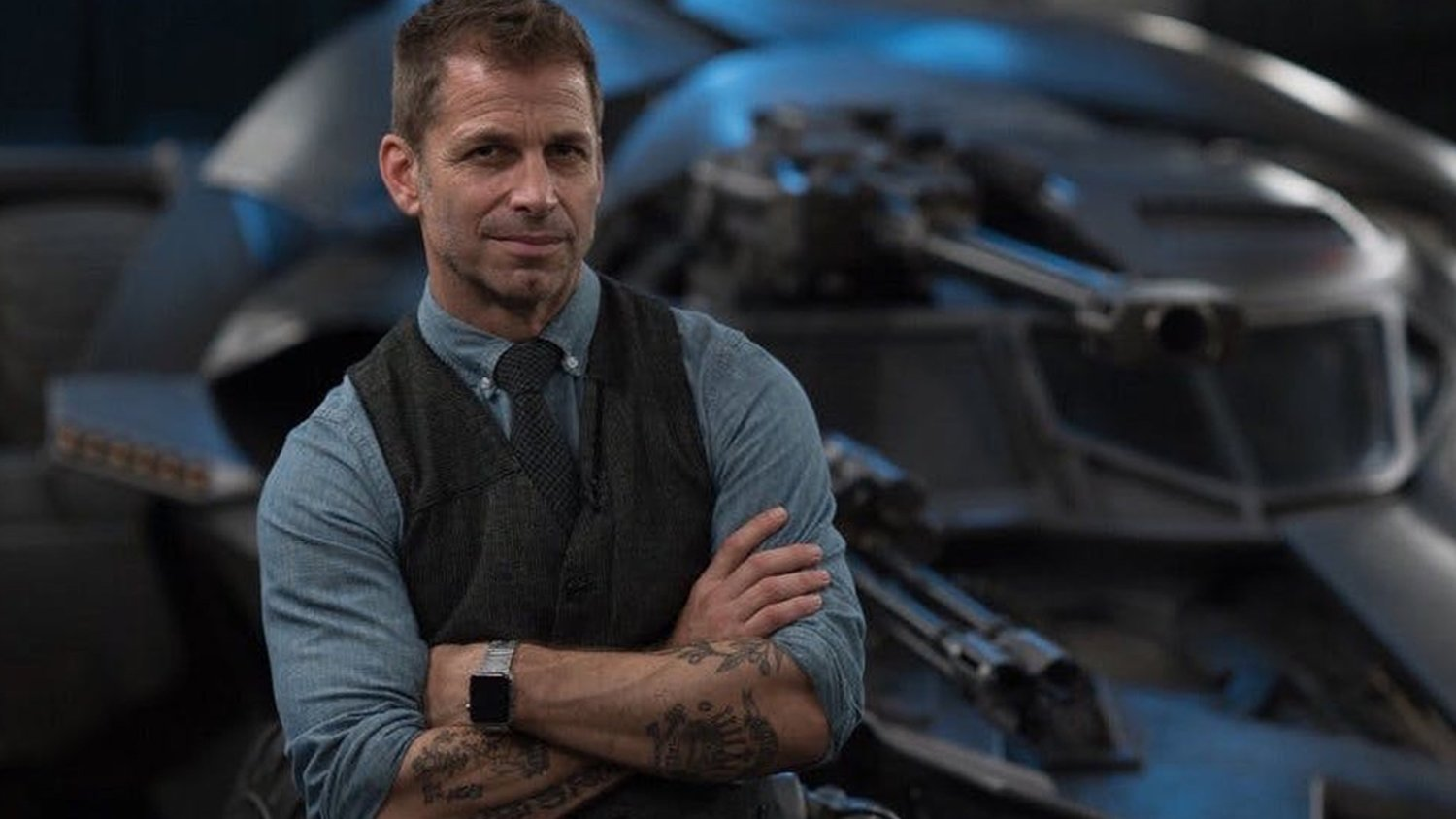 Zack Snyder is Hosting a Watch Party For MAN OF STEEL and Here Are ...