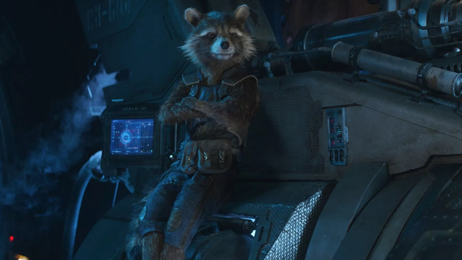 Avengers Endgame Voiceover Actor Discusses Rocket S Story Arc And