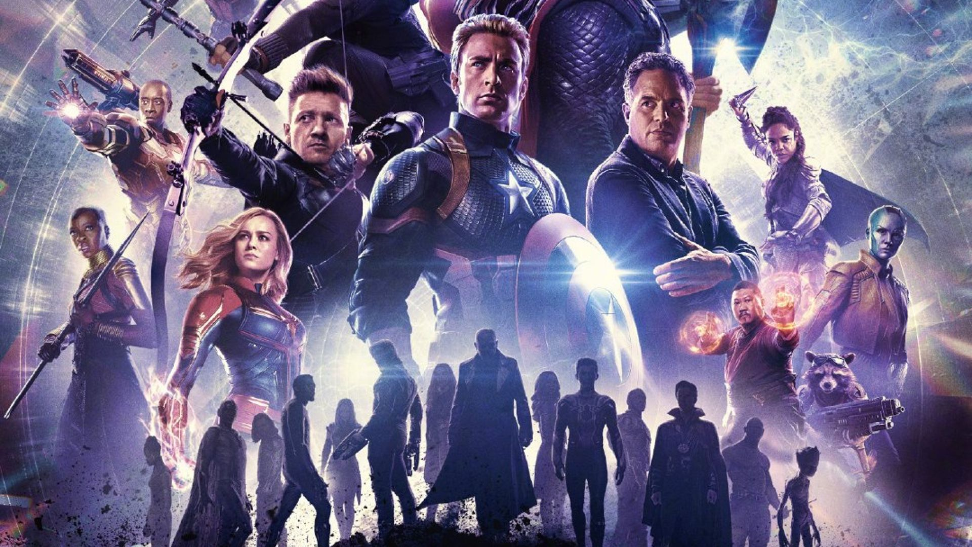 Theater Hilariously Improvises Poster For Avengers Endgame Geektyrant
