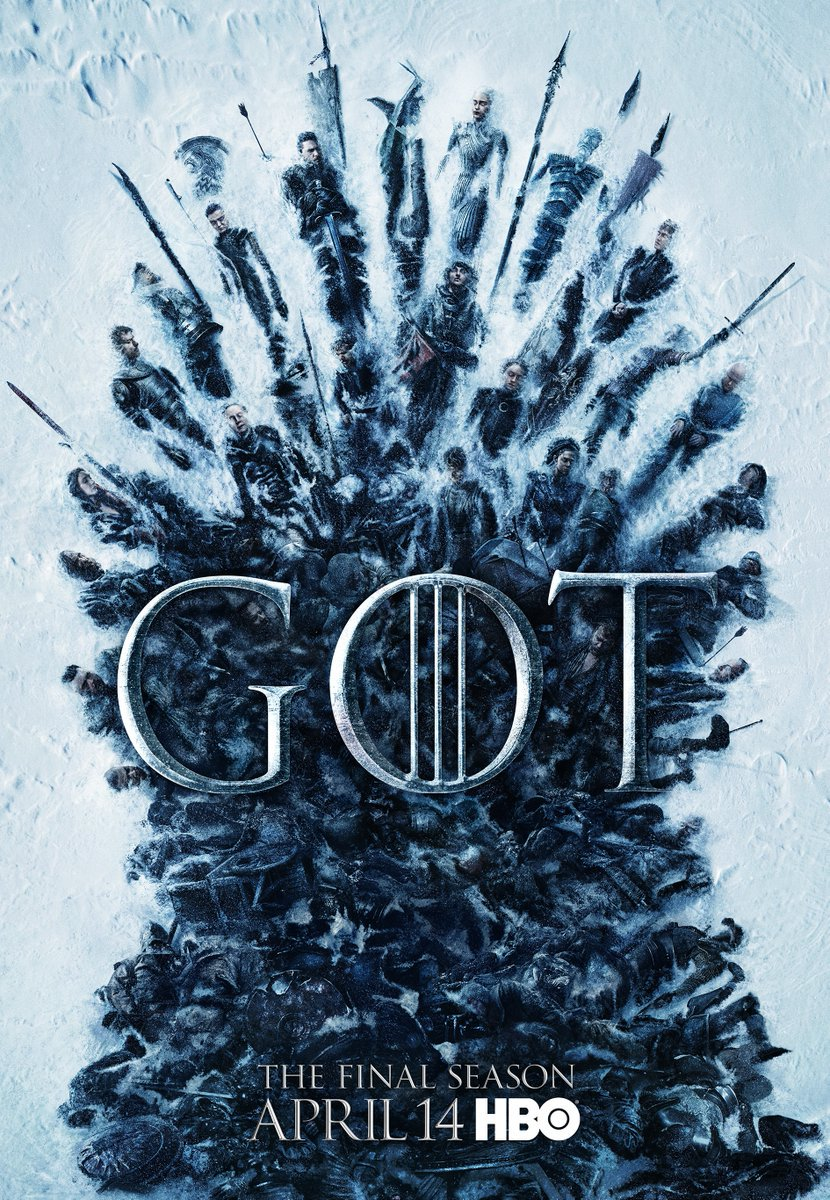 Two New Exciting Promo Spots For GAME OF THRONES Season 8 and a New Poster1