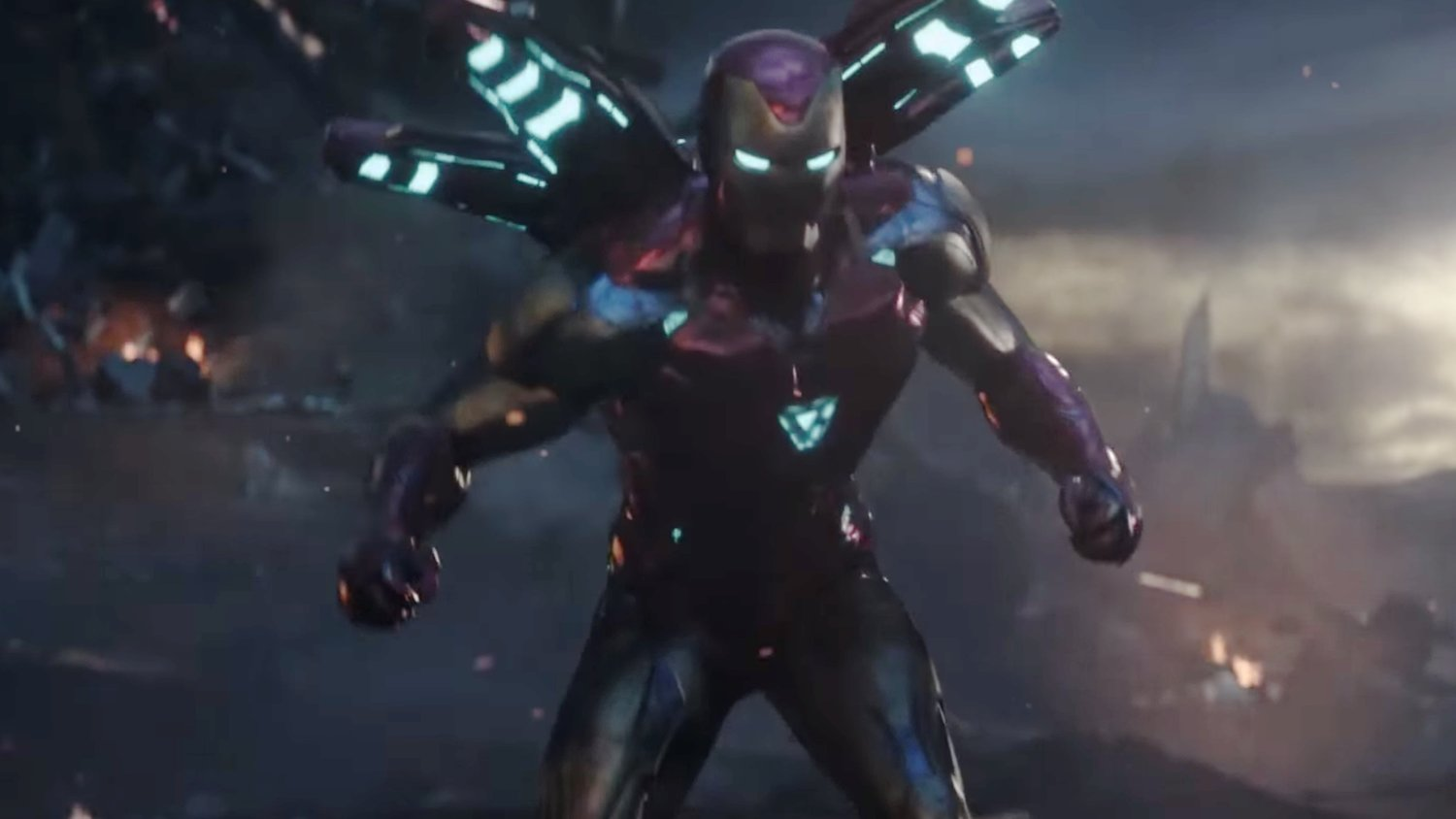2 New Avengers Endgame Promo Spots And An International Poster That