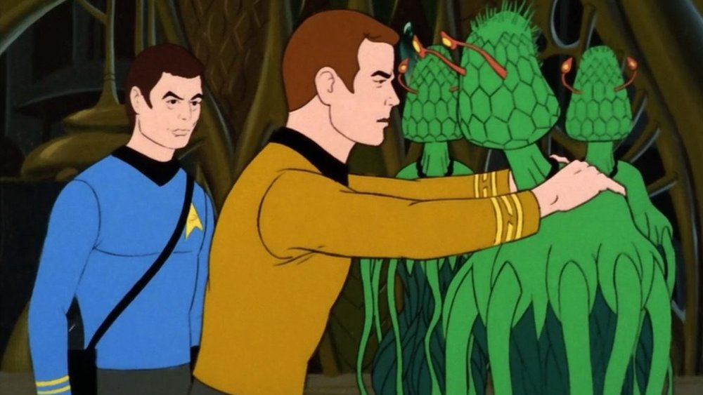 STAR TREK Animated Series Gets Greenlight From Nickelodeon and We Have Story Details
