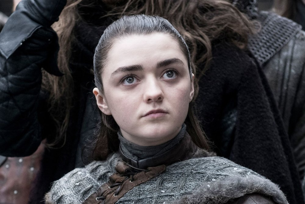Celebrate the Final Season of GAME OF THRONES by Watching Maisie Williams' Audition Tape